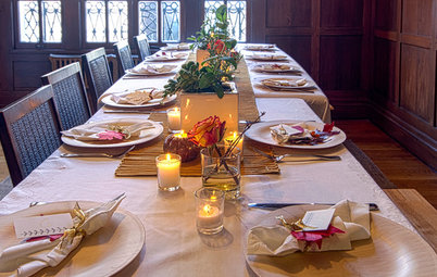 The Secret to Hosting a Big Dinner Party in Your Small Home