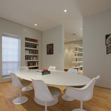 Modern Dining Room by M+A Architecture Studio