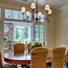 Farmhouse Dining Room by Historical Concepts