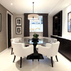 Penthouse Refurbishment In London S Financial District