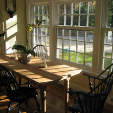 Traditional Dining Room by Donelan Contracting