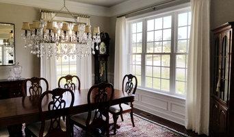 Fulton, MD Elegant Dining Room