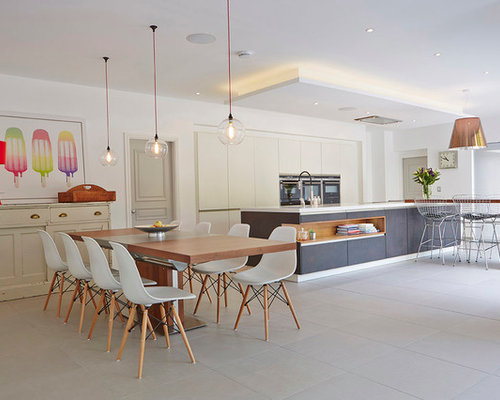 funky dining rooms | 412 Contemporary Funky Dining Room Design Ideas & Remodel ...