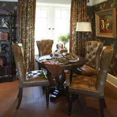 Traditional Dining Room by Christine Sutphen, ASID, NCIDQ