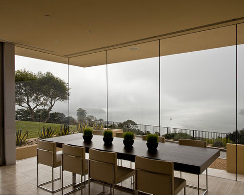 modern dining room pictures. Inspiration For A Large Modern Dining Room Remodel In San Francisco Pictures