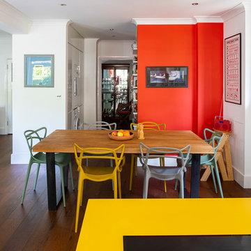 Garden Apartment  in a West Hampstead Mansion
