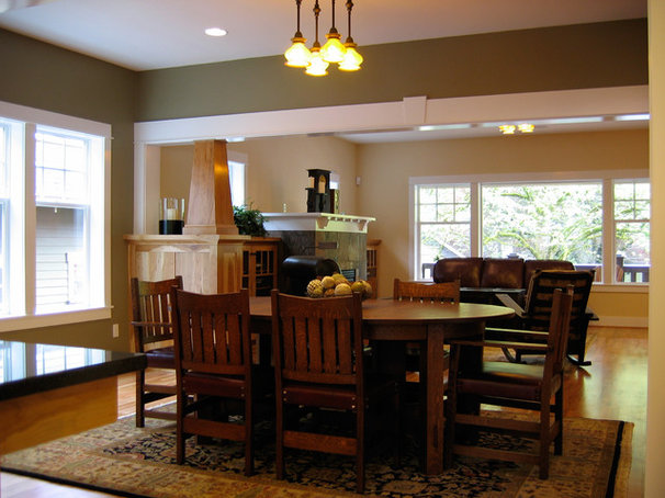 Traditional Dining Room by Amy Troute Inspired Interior Design