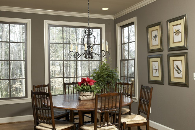 Traditional Dining Room by Structures, Inc.