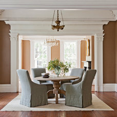 Traditional Dining Room by GDC Home