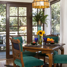 Eclectic Dining Room GDP Design