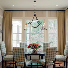 Traditional Dining Room by Historical Concepts