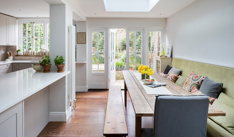 Houzz Tour: Soft Tones Refresh a Historic Home in London