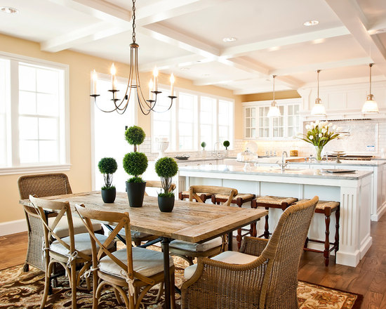 Kitchen Dining Combo Houzz