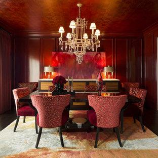 Новые идеи обустройства дома: столовая в классическом стиле