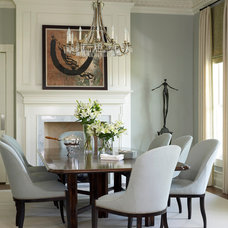 Traditional Dining Room by Bellacasa Design Associates, Inc.
