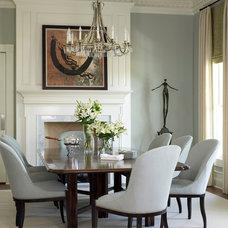 Traditional Dining Room by Bellacasa Design Associates, Inc.