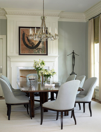 Traditional Dining Room by Kevin Spearman Design Group, Inc.