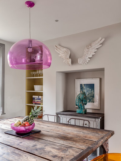 Dining Room by Arq-A Interiors Limited