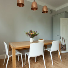 Traditional Dining Room by Bath Kitchen Company