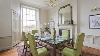 GEORGIAN TOWNHOUSE - full renovation, furnishing & styling