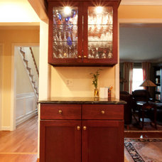 Traditional Dining Room by Cameo Kitchens, Inc.