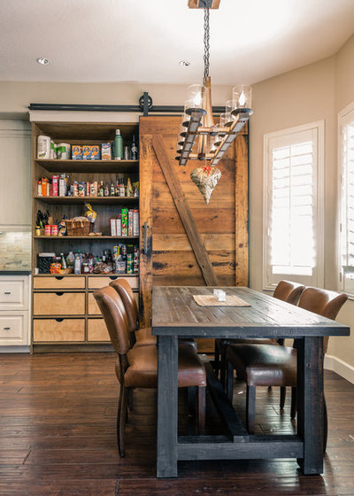Industrial Dining Room by Elle Interiors, Ellinor Ellefson