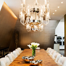 Contemporary Dining Room by Inform Interiors