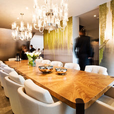 Traditional Dining Room by Inform Interiors