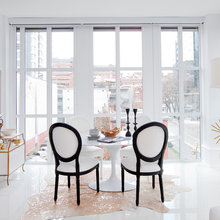Room of the Day: Light, Bright and Totally Glam