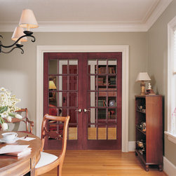 Glass Doors - French Doors by HomeStory