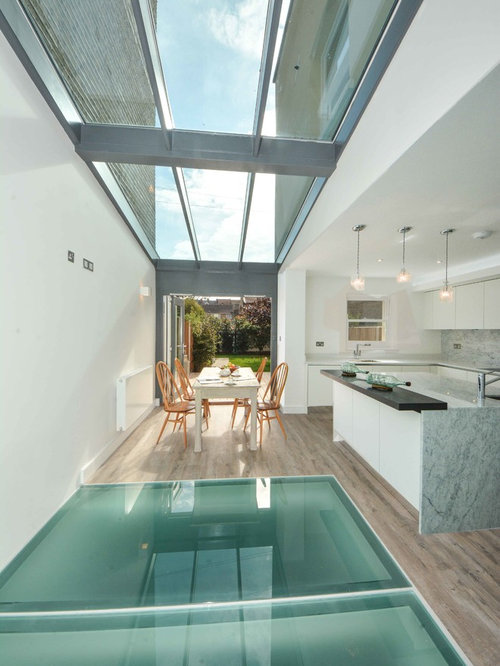 Glass Floor Houzz
