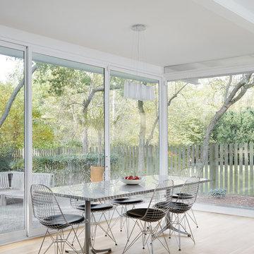 Glencoe Modern Glass House