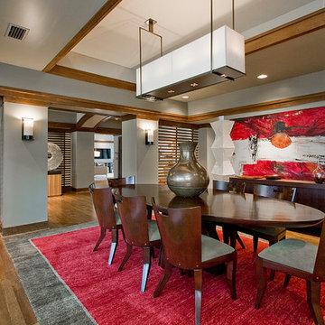 Glenleigh Asain Dining Room