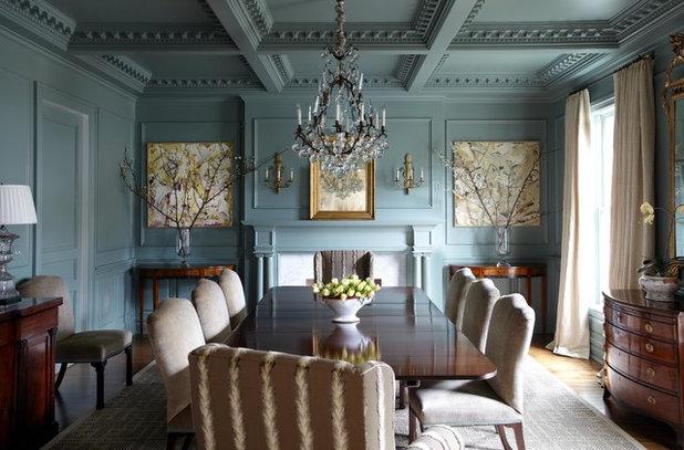Klassisch Esszimmer by Lisa Hilderbrand - Hilderbrand Interiors