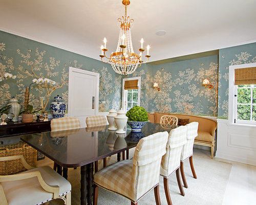 Houzz Wallpaper Dining Room: Gracie Wallpaper