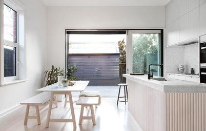 Houzz Tour: Svenska familjen i Melbourne satsar på minimalism