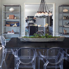condo reno project contemporary dining room toronto. Black Bedroom Furniture Sets. Home Design Ideas