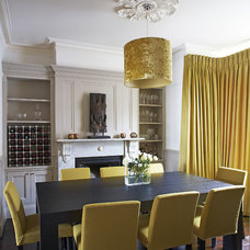 Contemporary Dining Room by Optimise Design