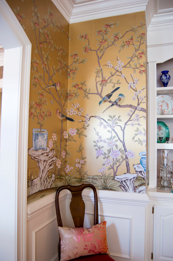 Golden Chinoiserie