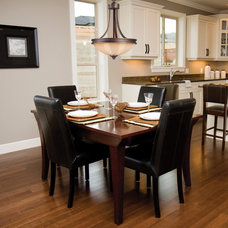 Traditional Dining Room by 1STOPlighting