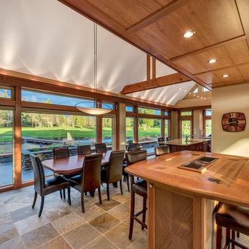 Golf Course Custom Home
