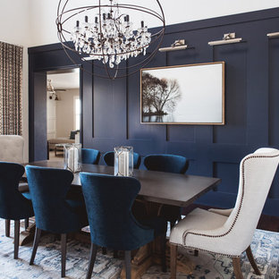 Gorgeous Dining Room Design By Jillian Gudim