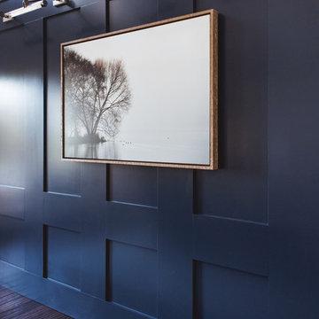Gorgeous Dining Room Design By Jillian Gudim