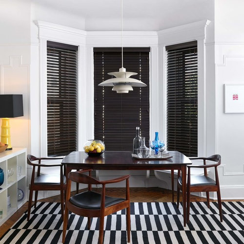 Inspiration for a mid sized transitional dark wood floor and brown floor dining  room remodel. 10 All Time Favorite Transitional Dining Room Ideas   Designs   Houzz