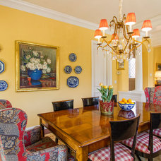 Traditional Dining Room by Dogwood Interiors