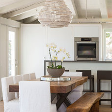 Beach Style Dining Room by RTC Design & Build, Inc.
