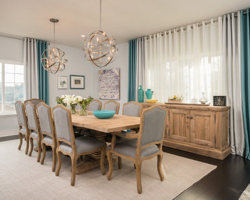 SaveEmail In The Deets 23 Reviews Gray And Teal Dining Room Design