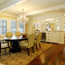 Traditional Dining Room by Great Neighborhood Homes