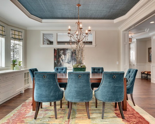 Velvet Dining Chair | Houzz