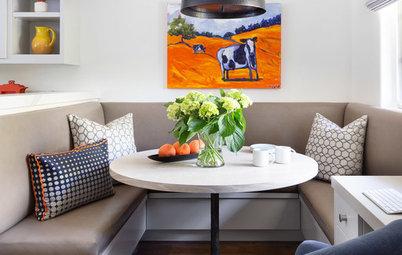 27 Genius Dining Area Ideas For Tiny Apartments